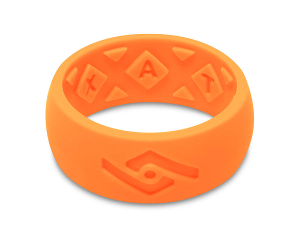FX8 X-Vent Men's Silicone Ring | Ginger