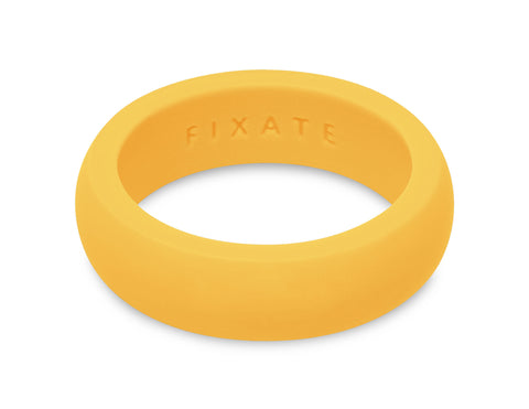 FX8 Stealth Women's Silicone Ring | Neon Yellow