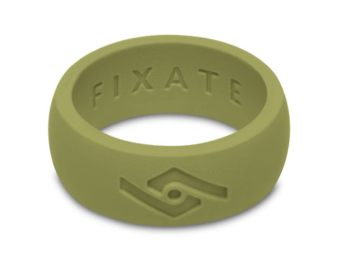 FX8 Men's Silicone Ring  | Olive Drab
