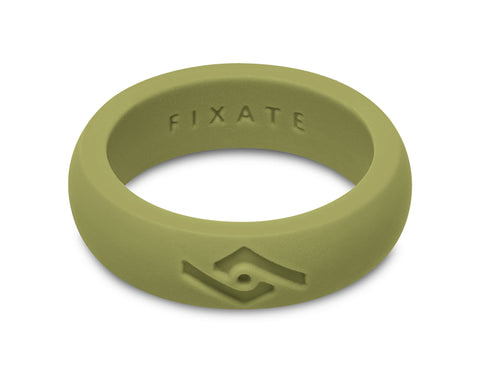 FX8 Women's Silicone Ring | Olive Drab