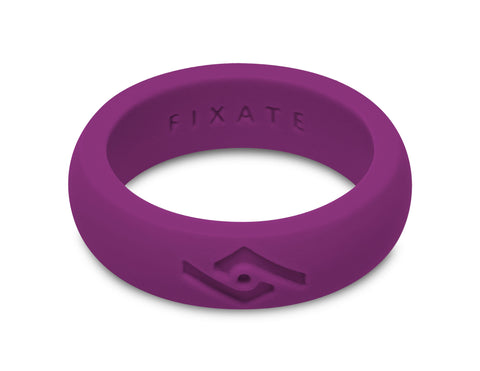 FX8 Women's Silicone Ring | Purple