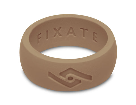 FX8 Men's Silicone Ring  | Tan