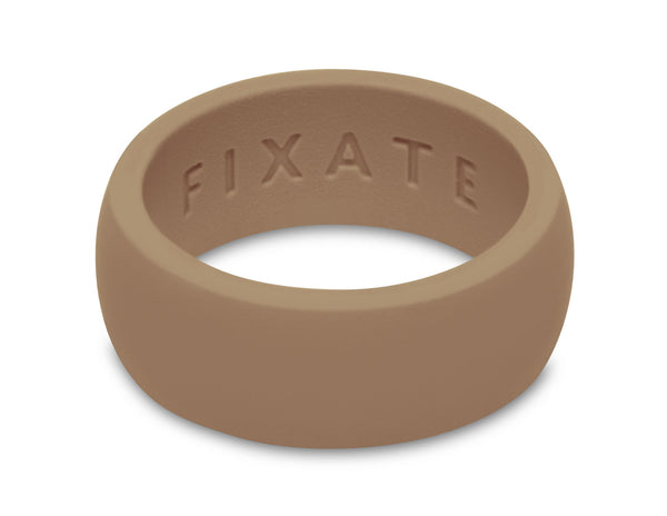 FX8 Stealth Men's Silicone Ring  | Tan