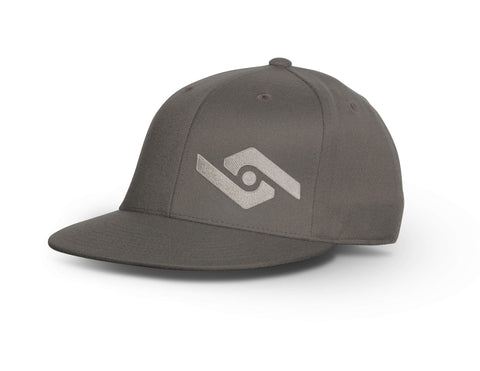 Authentic Fitted Grey Hat