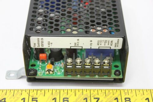 Fine Suntronix Automation Power Supply 24V 2.1A VSF50-24