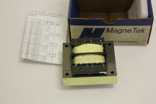 Magne Tek VPP28-2000 Class B power Transformer new