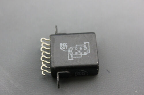 ALLIED CONTROL MIL SPEC RELAY 28VDC KHJX-50 (S18-T-29A)