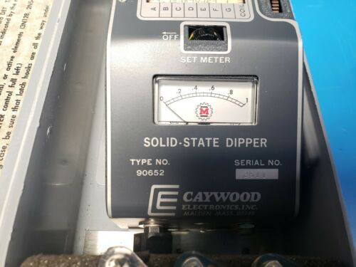 Millen Caywood Electronics Solid State Dipper 90652
