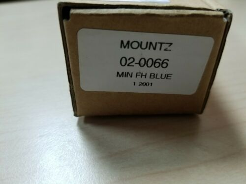 New Mountz Production Torque Screw Driver TLS0135 MIN FH Blue