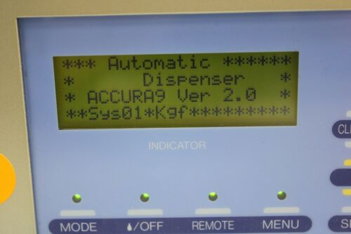 Iwashita IEI Automatic Dispenser Accura9