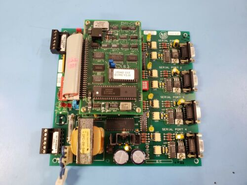 Allen Bradley 154959 Rev 2 Remote Interface I/O Board