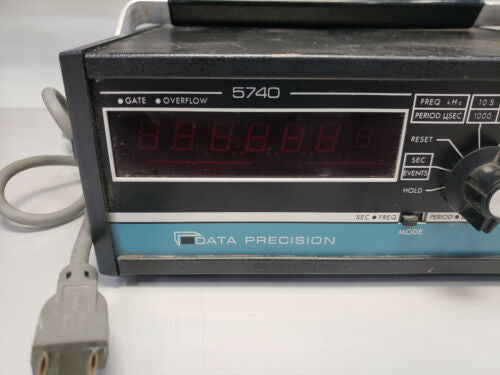 Data Precision Industrial Portable Multifunction Frequency Counter 5740