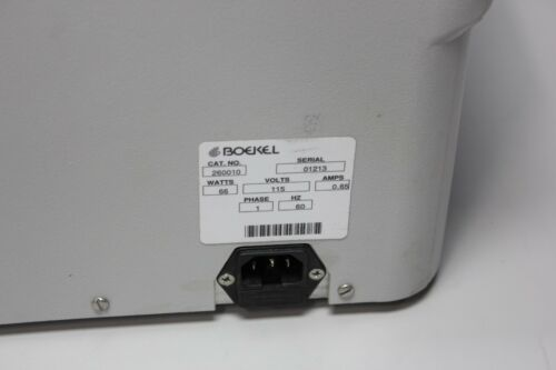BOEKEL Micro Cooler II Model 260010