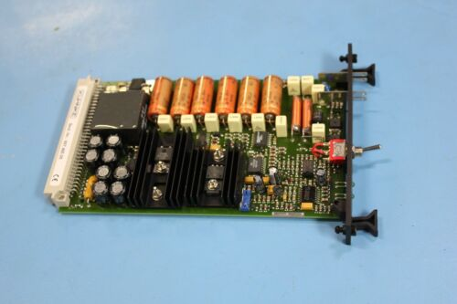 Unused Kuhnke Power Supply Module 657.485.05