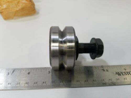 Hepco Eccentric V Groove Bearing Assemblies
