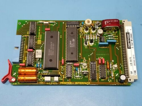Berthold LB3976 Printer Interface Board