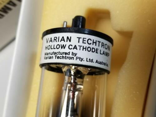 Varian Gold Au Hollow Cathode Lamp