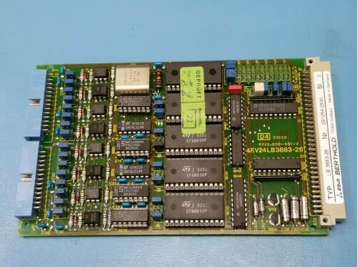 Berthold LB3883-26 Power Supply Board