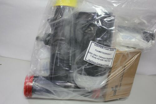 Eaton BT635R25A1T 600A 35kV 750MCM Deadbreak T-Body Kit with Test Point