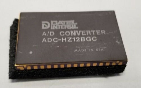 Vintage Datel Intersil ADC-HZ12BGC A/D Converter IC