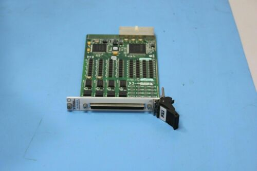 National Instruments NI PXI-6514 Industrial Digital I/O