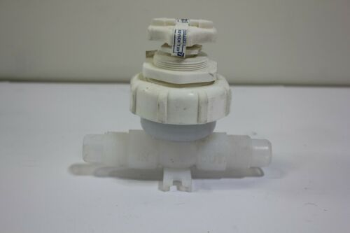 Fluoroware valve 201-36-01 2-WAY Manual Diaphram Valve