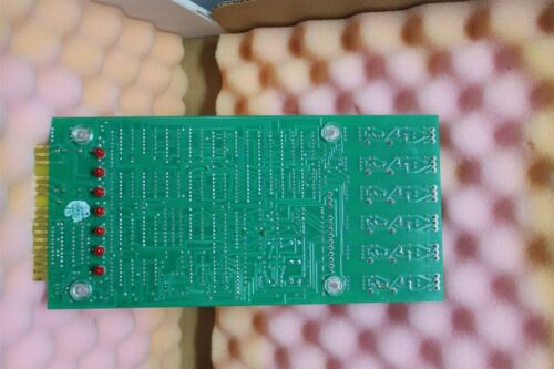 Control Concepts Scr Power Controller Firing Card Circuit Board 3629 Sc3629