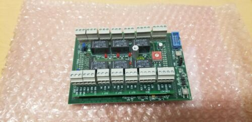 Checkpoint C6060 AC-1200-CPU CPU Board With A1033 Reader Board Access Control