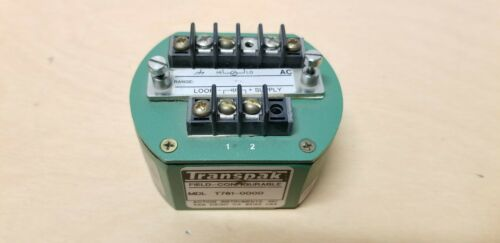 Action AC Input Isolating Field Configurable Two-Wire Transmitter T761-0000