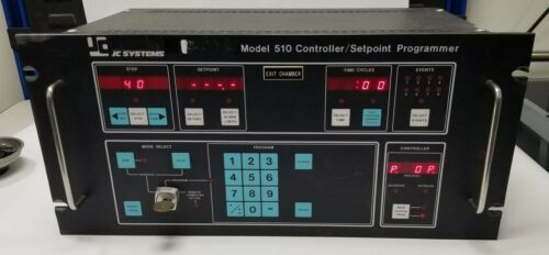 JC SYSTEMS MODEL 510-488-180CT-S SETPOINT CONTROLLER/PROGRAMMER