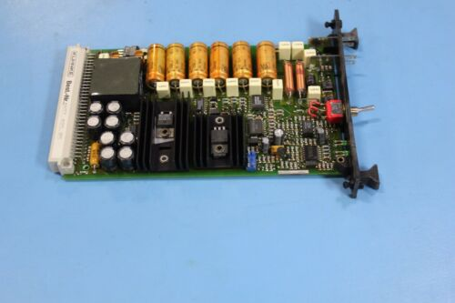 Kuhnke Power Supply Module 657.485.05