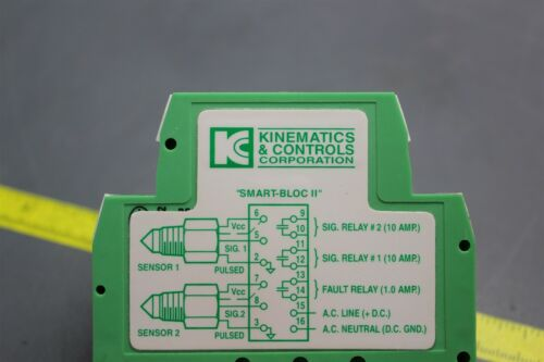 KINEMATICS & CONTROLS SMART-BLOC II 5131-0025 (S24-2-22B)
