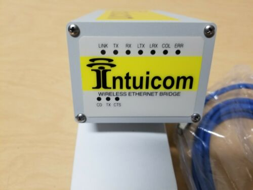 New Intuicom Wireless Ethernet Bridge FIP-1900C2M