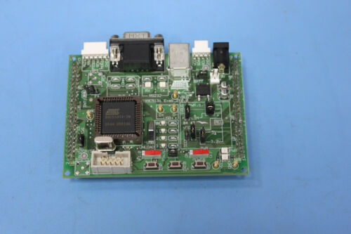 Atmel AT77SM0101BCB02VEK Biometrics Fingerprint Sensor Evaluation Board
