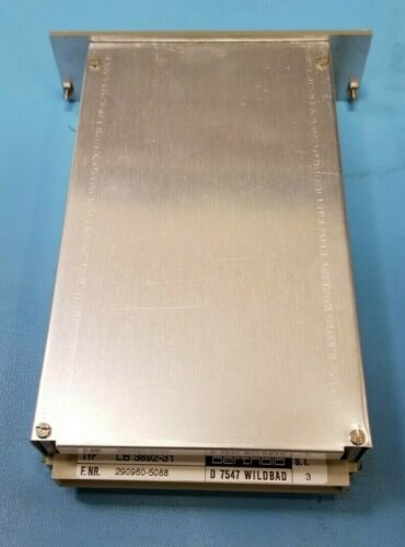 Berthold LB3892-31 High Voltage Board