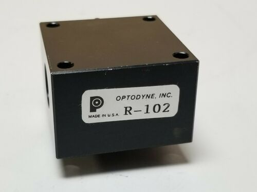 "Optodyne ½ "" Diameter Retro-Reflector R-102"