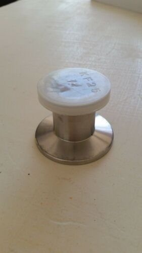 KF40 - KF25 Stainless Conical Reducer Fitting High Vacuum Adapter