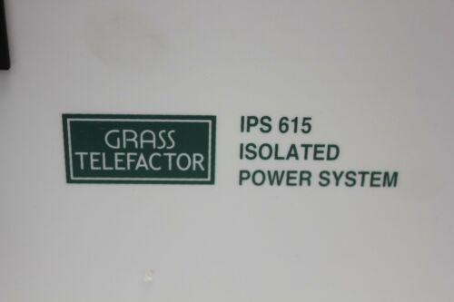 Grass telefactor IPS 615 A Isolated power system