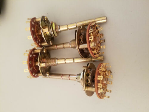 4 Oak Vintage Potentiometers Potentiometer 399323