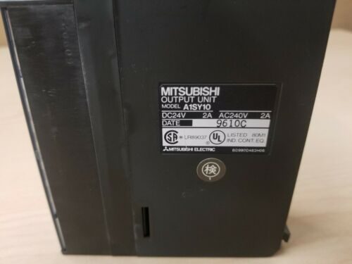 New Unused Mitsubishi PLC Output Unit A1SY10