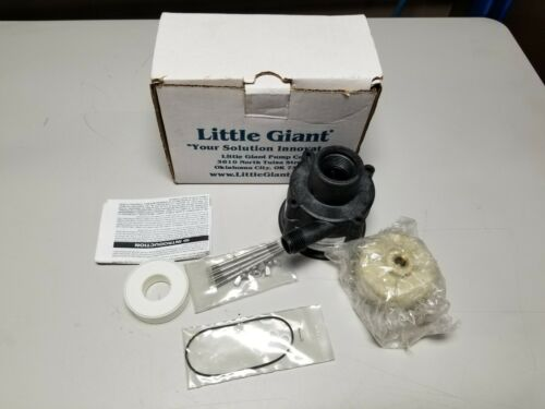 New Little Giant TE-5-MD-HC 584698 Magnetic Drive Pump Head