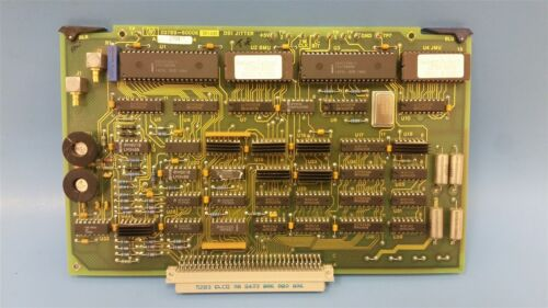 HP/AGILENT DS3 TRASNMISSION TEST SET CIRCUIT BOARD 03789-60006