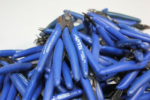 (80) Plato 170 Classic Flush Wire Side Cutters Shears Pliers