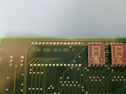 200-1014-501 MULTIFUNCTION PCB ASSEMBLY BOARD