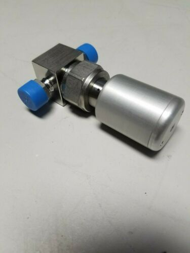 Swagelok Nupro SS-BNS4-C 1/4 Bellows Valve Fitting Tube High Purity