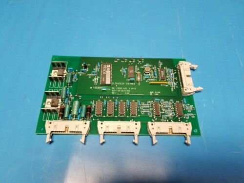 Ultratech Stepper 5 Axis Focus A/D Board 03-20-01955 Rev. C