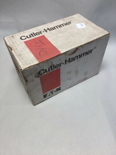 New Cutler Hammer Eaton AC Manual Starter 9115H178 Size 1 3 Phase