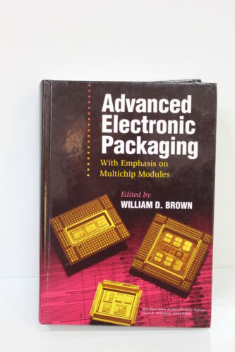 ADVANCED ELECTRONIC PACKAGING MULTICHIP MODULES BROWN HARDCOVER