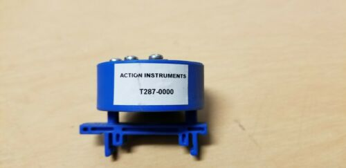 Action TransPak™ Programmable Isolating Universal Input Transmitter T287-0000