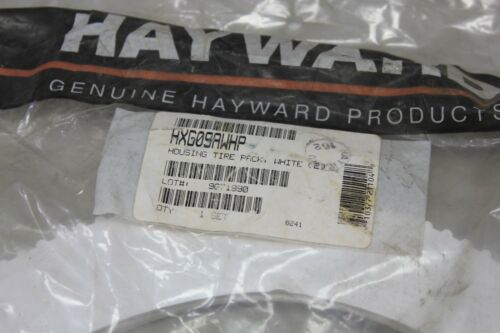 Hayward Swimming Pool AXG09AWHP Housing Tire White 2 Pack